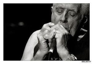 John Mayall - Photo by Federico Giammusso