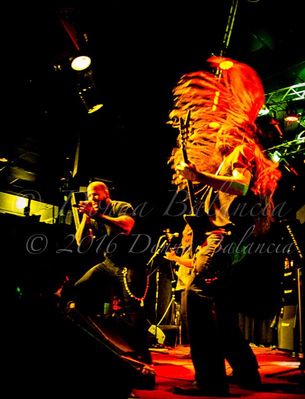 "Ira Black: ""The Best Hair in Rock N Roll"" - Photo © 2016 Donna Balancia"