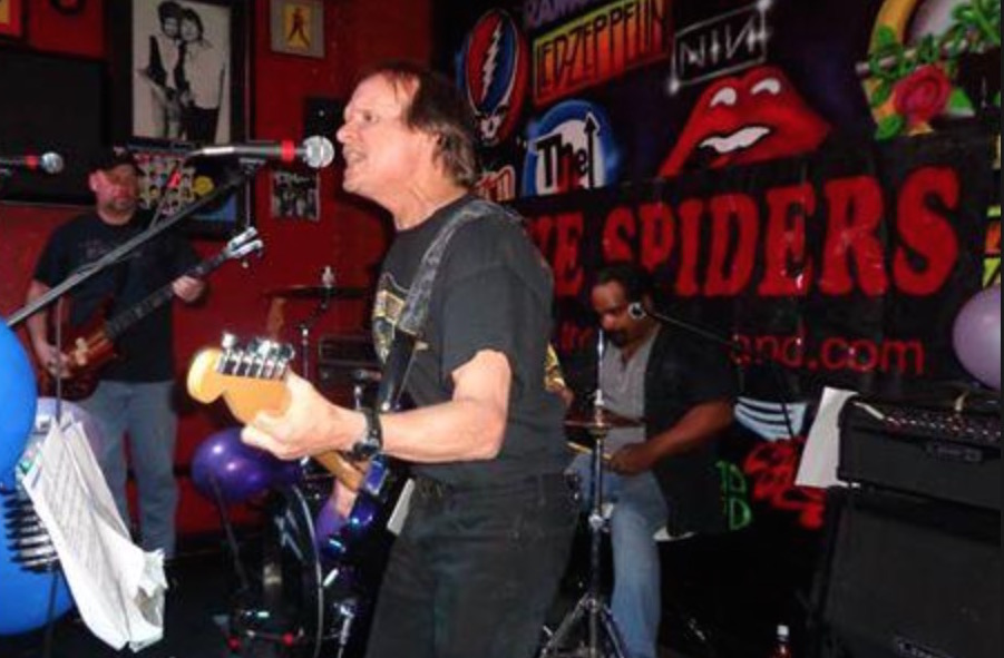 The Spiders for WestCoastRocker.com