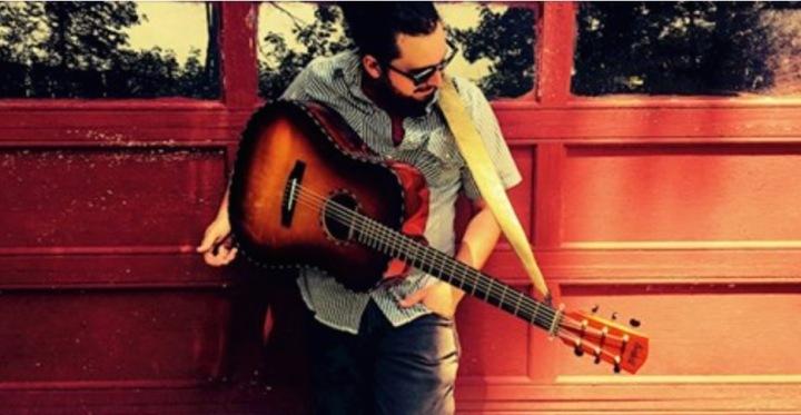 James Adkins releases Brokedown Free Man Blues - Photo courtesy James Adkins